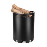 Schössmetall Holzkorb BRAZIL aus Eisen