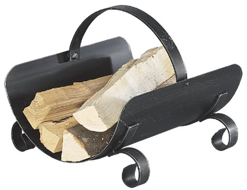 Sch Ssmetall Holzkorb Enzian Holzkorb